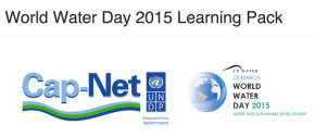 Cap-Net's World Water Day 2015 Learning pack (powerpoints, quizzes, short video)