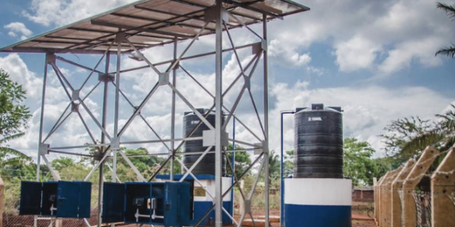 Solar Powered Water Systems: An Overview of Principles and Practice. Open course.