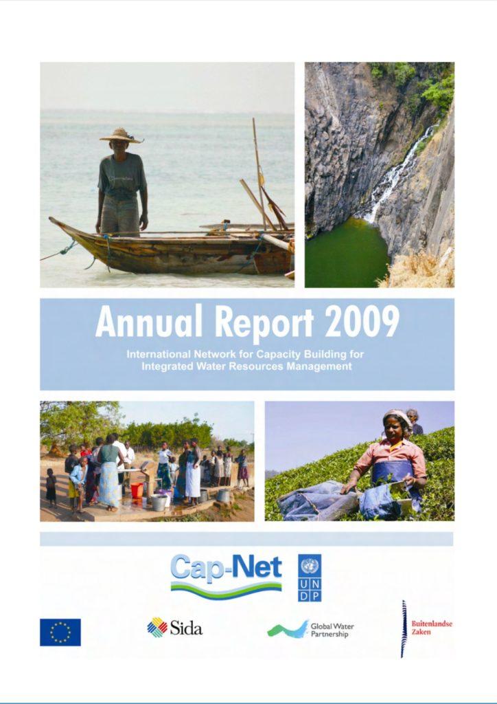 cap net annual report 2009