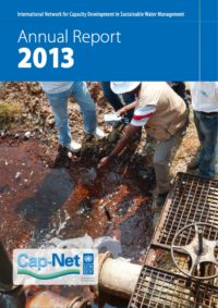 Cap-Net Annual Report 2013