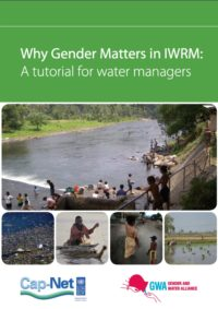 Por qué importa el género Why Gender Matters – A Tutorial for Water Managers 2014 (Popular PDF Version)