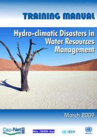 Hydro-Climatic Disasters in Water Resources Management