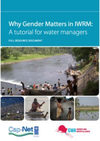 Why Gender Matters – A Tutorial for Water Managers 2014 (Full Resource Document)