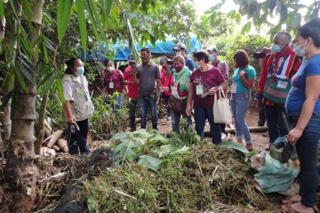 PhilCapNet: Training of indigenous community