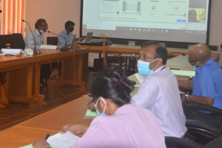 Cap-Net Lanka Board meets to discuss planning