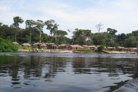 Congo Basin Hydronetwork launches a water