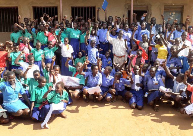 WASH standards at the community level in Uganda